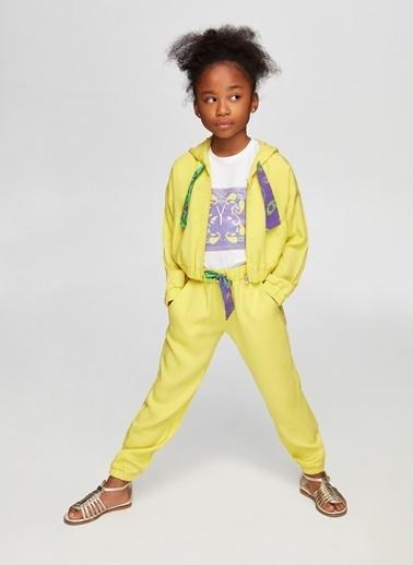 Tyess Sweatshirt Sarı